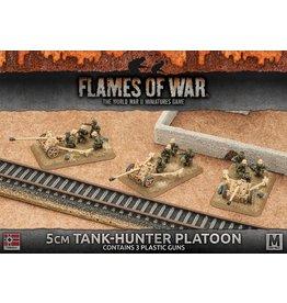 Battlefront Miniatures 5cm Tank-Hunter Platoon