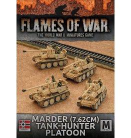 Battlefront Miniatures Marder (7.62cm) Tank-hunter Platoon