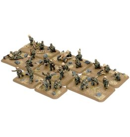 Battlefront Miniatures Afrika Korps Rifle Platoon