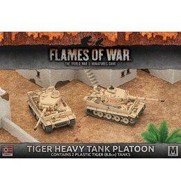 Battlefront Miniatures Tiger Heavy Tank Platoon