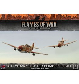 Battlefront Miniatures Kittyhawk Fighter-Bomber Flight