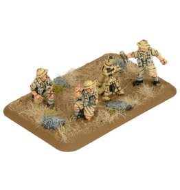 Battlefront Miniatures 3-inch Mortar Platoon (8th Army)