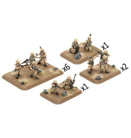 Battlefront Miniatures Rifle Platoon (8th Army)