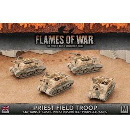 Battlefront Miniatures Priest Field Troop