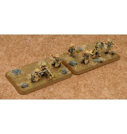 Battlefront Miniatures MMG Platoon & Mortar Section