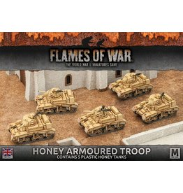 Battlefront Miniatures Honey Armoured Troop
