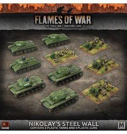 Battlefront Miniatures Nikolay's Steel Wall