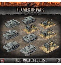 Battlefront Miniatures Dietrich's Ghosts
