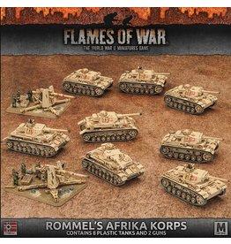 Battlefront Miniatures Rommel's Afrika Korps