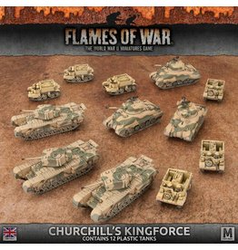 Battlefront Miniatures Churchill's Kingforce