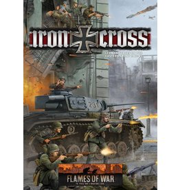 Battlefront Miniatures Iron Cross - Book