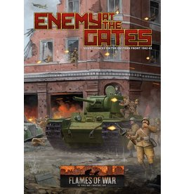 Battlefront Miniatures Enemy at the Gates - Book