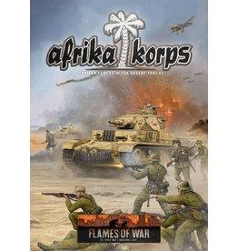 Battlefront Miniatures Afrika Korps