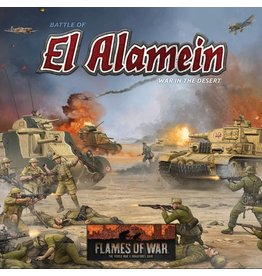 Battlefront Miniatures El Alamein
