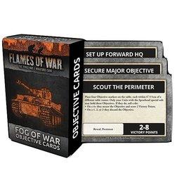 Battlefront Miniatures Fog Of War Objective Cards