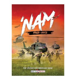 Battlefront Miniatures 'Nam Rule Book