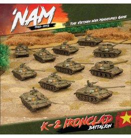 Battlefront Miniatures PAVN Ironclad Battalion Army Box
