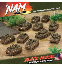 Battlefront Miniatures US Blackhorse Army Box
