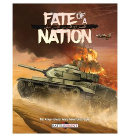 Battlefront Miniatures Fate Of A Nation Rulebook
