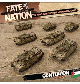 Battlefront Miniatures Centurion Squadron Army Box