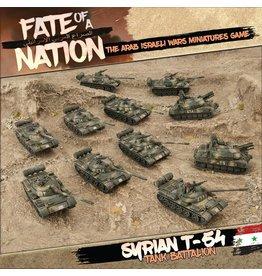 Battlefront Miniatures T-54 Tank Battalion