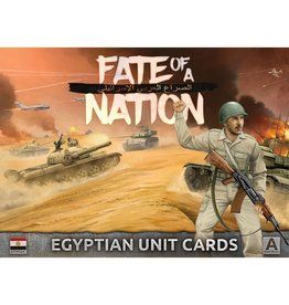 Battlefront Miniatures Egyptian Unit Cards