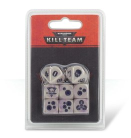 Games Workshop Gellerpox Infected Dice