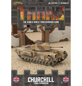 Battlefront Miniatures Churchill Tank Expansion