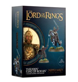 Games Workshop Theoden King Of Rohan