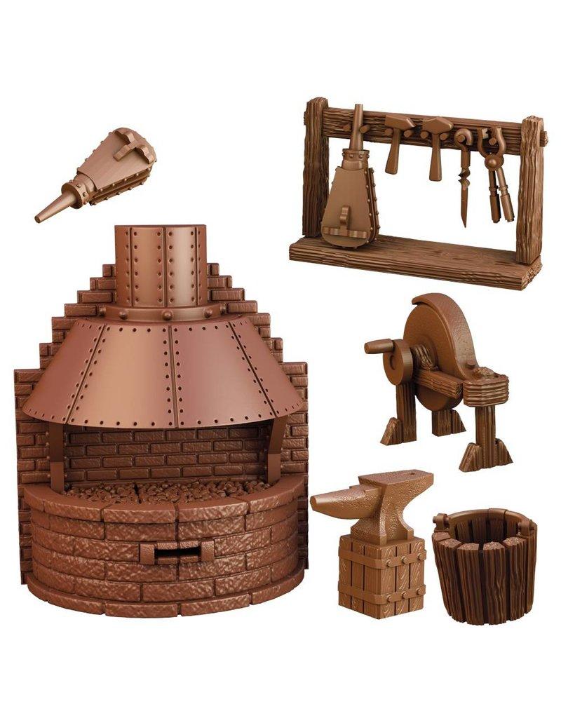 Mantic Games Terrain Crate: Blacksmith's Forge