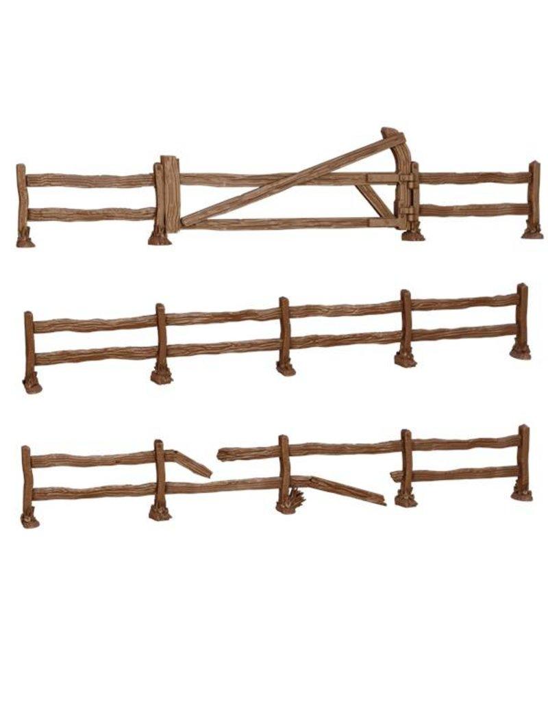 Mantic Games Terrain Crate: Fences