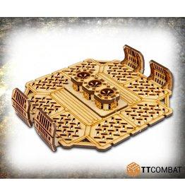 TT COMBAT Sector 2 - Storage Platform Fans