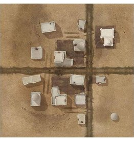Battlefront Miniatures El Alamein Game Mat