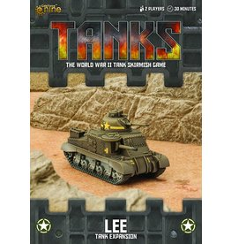 Battlefront Miniatures M3 Lee Tank Expansion