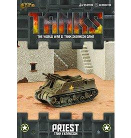 Battlefront Miniatures Priest Tank Expansion