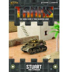 Battlefront Miniatures Stuart Tank Expansion