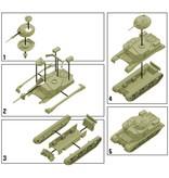 Battlefront Miniatures British Grant Tank Expansion