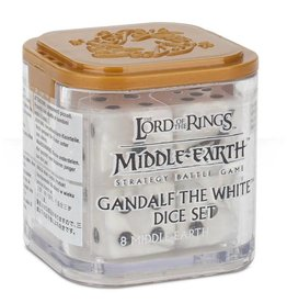 Games Workshop Gandalf The White Dice