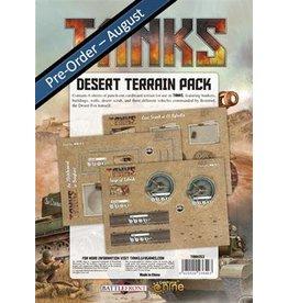 Battlefront Miniatures Desert Terrain Pack