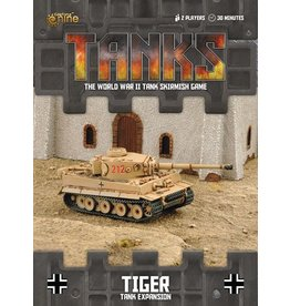 Battlefront Miniatures Tiger Tank Expansion