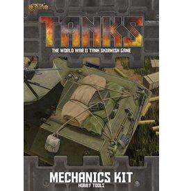 Battlefront Miniatures Mechanics Kit