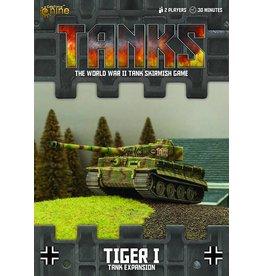 Battlefront Miniatures Tiger 1 Tank Expansion
