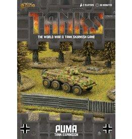 Battlefront Miniatures Puma Tank Expansion