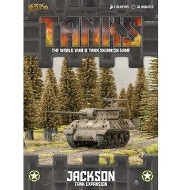 Battlefront Miniatures Jackson (M10/M36) Tank Expansion