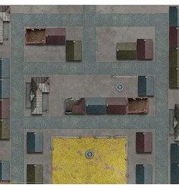 Battlefront Miniatures Caen Game Mat