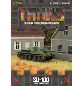 Battlefront Miniatures SU-100 Tank Expansion