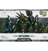 Wyrd Abyssinia Allegiance Box - Prince Unathi