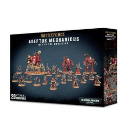 Games Workshop Fist Of The Omnissiah