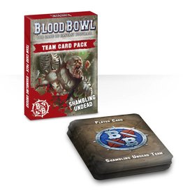 Games Workshop Shambling Undead Card Pack (EN)