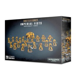 Games Workshop Imperial Fists Supremacy Force